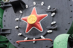 Stalin und Lenin (swissgoldeneagle) Tags: lenin russia siberia d750 ru novosibirsk stalin redstar russland sibirien nowosibirsk roterstern   siberianfederaldistrict novosibirskayaoblast