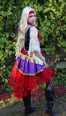 Good Fortune Gypsy Costume (kristin1228) Tags: costume pirate gypsy confidential goodfortune texasrenaissancefestival incharacter