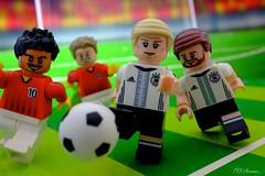 UEFA EURO 2016 (713 Avenue) Tags: uefa euro 2016 fifa france soccer football team lego 71014 dbf germany stadium mannschaft sport shkodranmustafa bastianschweinsteiger adidas minifigures