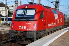 1216.013 (Tams Tokai) Tags: eisenbahn zug bahn bb oebb vonat vast es64u4