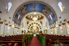 St. Nicholas Greek Orthodox Cathedral,Tarpon Springs, Florida (DawnaMoorePhotography) Tags: travel usa history church saint architecture greek us photo unitedstates cathedral image florida interior religion picture saints icon historic photograph inside tarpon iconography tarponsprings greekorthodox orthodoxchurch iconostasis stnicholasgreekorthodoxchurch stnicholasgreekorthodoxcathedral greekcommunity