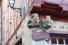 2015_06_09 - Vannes - IMG_2490 (Gilbert Corbill) Tags: photographie morbihan vannes colombages