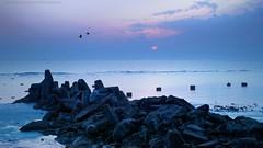 Sunrise (khalid almasoud) Tags: morning pentax k01 kuwait sinrise pentaxflickraward