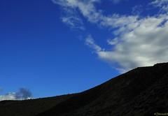 Sky Blue & Mountain Green (Stones68) Tags: sky white colors clouds landscape landscapes skies contemporary greens blueskies contrasts notnewyork greensprings whitepinecounty nevadaviews northeasternnevada notthebeach skyglory railroadvalley whitepinerange newyorktonevada coolnevada