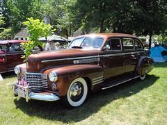 1941 Cadillac Series 75 Fleetwood Imperial Sedan (JCarnutz) Tags: cadillac limousine 1941 fleetwood greenfieldvillage series75 motormuster
