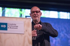 "Brian Eno - Why We Play conference - Sónar 2016 - Jueves - 4 - M63C7889-2 • <a style=""font-size:0.8em;"" href=""http://www.flickr.com/photos/10290099@N07/27626419142/"" target=""_blank"">View on Flickr</a>"