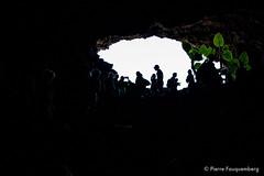 Cueva de los verdes, Lanzarote (Canaries) (Pierre Fauquemberg) Tags: voyage nature spain photographie ile lanzarote unesco canaries espagne canaria grotte tourisme lave volcan cuevadelosverdes ilescanaries cavit ilevolcanique