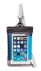 Travelon Waterproof Smart Phone/Digital Camera Pouch, Blue, One Size (wupplestravel) Tags: camera blue smart size pouch waterproof travelon phonedigital