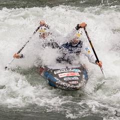 Siamois (tixier.francois) Tags: france kayak pau voyages barn cano