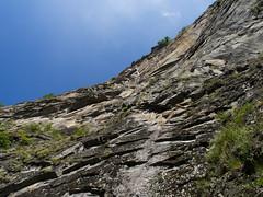 P7031890 (diegobracco) Tags: gianluca arrampicata bourcet multipitch urlodimunch