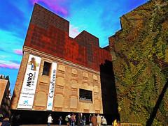 Caixa Forum (Orzaez212) Tags: madrid travel espaa color arquitectura europa capital edificio olympus estilo museo effect restauracin filtro europeonflickr flickrtravelaward