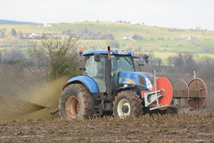 New Holland T6070 Tractor with a Umbilical Pipe Slurry Spreading System (Shane Casey CK25) Tags: county new blue ireland horse irish plant tractor holland field work pull hp nikon traktor pumps power earth farm cork farming pipes pipe working cereal grow machine ground nh system machinery soil dirt till crop fertilizer crops growing feed farmer agriculture dust cereals pulling contractor planting tracteur trator horsepower tilling spreading umbilical trekker slurry fertiliser cnh agri conna tillage cignik fert traktori d7100 t6070 aghern
