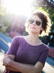 Melissa (Dan de Kadt) Tags: leica portrait people sunlight bright naturallight olympus backlit 25mm em5 naturallightportrait 25mmf14 summilux25mm pl25mmf14 panaleica25mm 25mmsummilux olympusem5 olympusomdem5