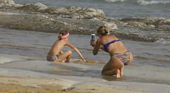 girls_Scala_dei_Turchi_5085 (Manohar_Auroville) Tags: girls sea italy white beach beauty seaside rocks perspectives special scala sicily luigi dei agrigento fedele turchi scaladeiturchi manohar
