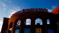 Busch (Crawford Brian) Tags: st louis baseball stadium ballpark busch cardinals mlb