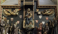 Under Your Patronage (Lawrence OP) Tags: sculpture basilica prayer bruges motherofgod blessedvirginmary intercession preciousblood