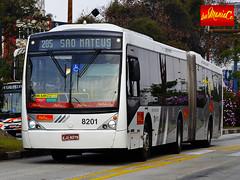 Metra 8201 (busManíaCo) Tags: metra sistema metropolitano de transporte metratransportes busmaníaco nikond3100 caioinduscar millennium o500ua