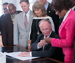 06-28-2016 Voting Rights Bill Signed