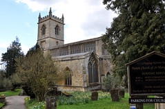 001-Chipping Norton Oxfordshire (bwthornton) Tags: chippingnorton oxfordshire cotswoldchurches churches medieval architecture history travel kempe claytonandbell monuments brasses stainedglass baletomb cotswolds