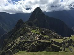 Machu Picchu shot on iPhone 6 (gene_pao) Tags: iphone6 iphone machu picchu peru