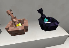 Not Enough Potions Mod (TonyStand) Tags: game 3d gaming minecraft