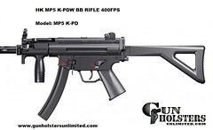 Air Rifles: Umarex MP5 K-PDW Air Rifle - www.gunholstersunlimited.com (Gun Holsters Unlimited.com) Tags: black box air rifle 7 rifles mp5 airrifle airguns airrifles umarex 40rd kpdw 400fps umarexairrifles umarexairguns 177bb 2252330