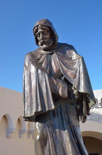 Malizia Statue