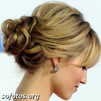 Penteados para noiva 216