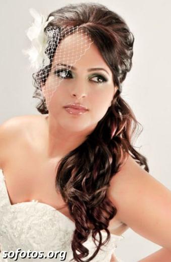 Penteados para noiva 173