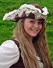 Pirates Weekend at Tutbury Castle 2013 (masimage) Tags: castle girl jack carribean sparrow pirate captain sword capt nell swashbuckling tutbury claymore swashbuckler privateer musket gwynn 2013 buccanear
