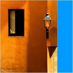 Orange and Blue ... (Mario Vani) Tags: