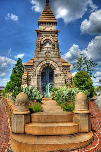 Oakland Cemetery (Richards)