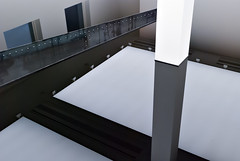 20:50 - Richard Wilson at the Saatchi Gallery (abstract angles) (What has been seen, cannot be unseen!) Tags: art fossil artwork gallery contemporaryart contemporary basement charles exhibition richard oil wilson fuel saatchi saatchigallery 2050 fossilfuels richardwilson charlessaatchi