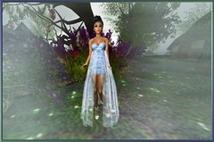 Coconut  Ice-Fairytale Brocade Dress (Melia) (Zarabeth Zenith) Tags: flowers houses costumes homes winter wedding roses sexy love fashion angel forest diamonds butterfly garden hearts gold necklace wings glamour shoes skins pumps dress friendship pants boots dragonflies dragonfly sandals goddess shapes silk jewelry lingerie tattoos treehouse jeans rings fairy fantasy angels secondlife faery heels dancefloor earrings weddings rent fairies gowns jewels boho cami tops skirts bikinis jewel elvin necklaces fae cottages blouses rentals colorchange colourchange coconutice butterflyisland skydomes andromedaraine