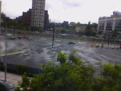 Record by Always E-mail, 2013-05-25 18:26:40 (atlanticyardswebcam03) Tags: newyork brooklyn prospectheights deanstreet vanderbiltavenue atlanticyards forestcityratner block1129