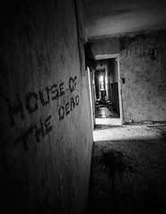 House of the dead.(2) (Olivier G35) Tags: urbex