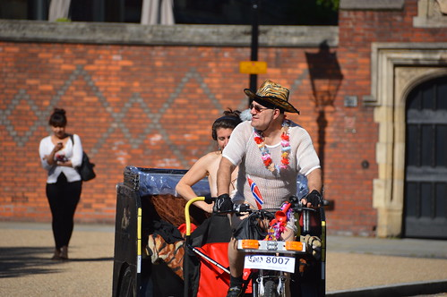 WNBR The environmentalist protest World Naked Bike Ride London 2013 by