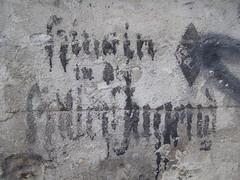 Hitlerowska propaganda (magro_kr) Tags: graffiti poland polska gdansk danzig gdask pomorze pomorskie