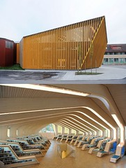 Vennesla Library and Culture House, designed by Helen & Hard, Vennesla, Norway (Iris Speed Reading) Tags: world latinamerica southamerica beautiful us amazing cool asia europe top library libraries united most states coolest inspiring speedreading