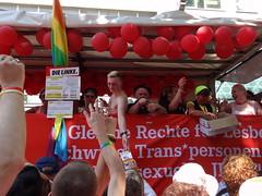 DIE LINKE Queer CSD 2013 Köln (DIE LINKE. Super) Tags: transgender queer gender schule azubis lesben homopolitik sexuelleorientierung dielinkequeer gleichgeschlechtlicheehe dielinkequeernrw genderpolitik lesbenpolitik linksjugendnrw solidnrw csdköln2013 homophobiebekämpfen homophobieindeutschlandbekämpfen solidlinksjugend genderjugendliche querpolitik queerpolitik schwuleazubis gayazubis