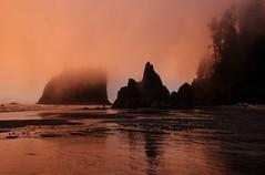 Ruby Beach at Sunset (Sveta Imnadze) Tags: vigilantphotographersunite vpu3 vpu5