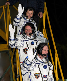 Expedition 27 Soyuz Launch