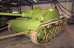 "StuG III (1) • <a style=""font-size:0.8em;"" href=""http://www.flickr.com/photos/81723459@N04/9627145033/"" target=""_blank"">View on Flickr</a>"