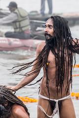 Maha Kumbh Mela -90 (rongricker) Tags: india festival religious asia asien religion hinduism pilger indien pilgrims allahabad kumbhmela hinduismus 2013 religiã¶s mahakumbhmela