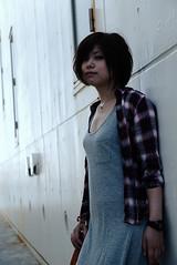 at the shadow side (redshoes99) Tags: portrait girl japan nikon tamron kanagawa a09 d600 2875mm