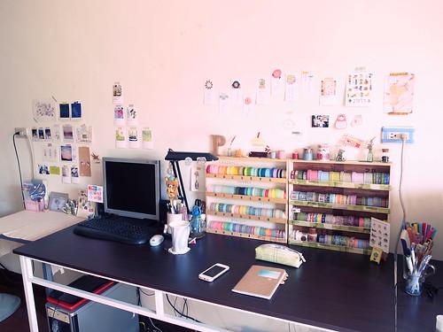 我的工作桌13