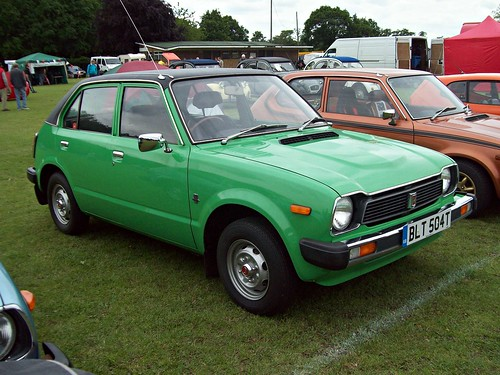 174 Honda Civic 5 door Hatch (1st generation) (1978)