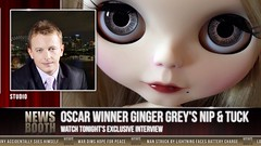 Wednesday Morning Exclusive:  Ginger Grey's Nip&Tuck Interview...