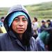 """Aurelia Candelaria<br /><span style=""""font-size:0.8em;"""">""""Simplemente estamos aquí para poder conmemorar un año más de las víctimas que fue el 04 de octubre de 2012. Así también podemos estar nosotras de luto como totonicapenses y como mayas por la muerte de aquellos que sufrieron por defender nuestros derechos, y así también el gobierno de Otto Pérez Molina, él es uno de los guerrilleros que ha tomado la rienda para dañar a nuestro pueblo maya. Así que estamos de luto y estamos conmemorando un año más juntamente con las familias que fueron dañadas y que están sufriendo por el fallecimiento de ellos.""""</span> • <a style=""""font-size:0.8em;"""" href=""""https://www.flickr.com/photos/78169357@N03/10212169264/"""" target=""""_blank"""">View on Flickr</a>"""