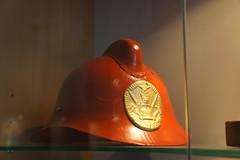 [3/16]   ( ) / Firefighter's helmet (Museum of Beregovshiny) (spoilt.exile) Tags: abw  1  flickr
